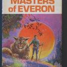 Masters of Everon by Gordon R. Dickson – hardback BCE