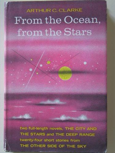 From the Ocean, From the Stars by Arthur C. Clarke � hardback BCE