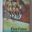 Five Fates by Keith Laumer et al – hardback BCE
