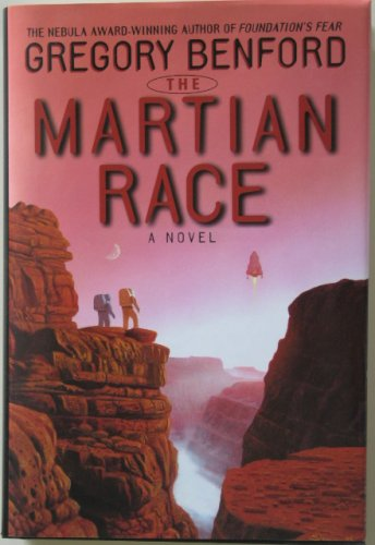 The Martian Race by Gregory Benford � hardback BCE