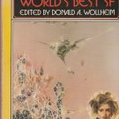 The 1988 Annual World's Best SF edited by Donald Wollheim – hardback BCE