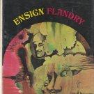 Ensign Flandry by Poul Anderson – hardback ex libris