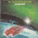 Cageworld No. 1 Search for the Sun! by Colin Kapp – Paperback UK Edition