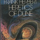 Heretics of Dune by Frank Herbert – softcover