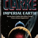 Imperial Earth by Arthur C. Clarke – Paperback UK Edition