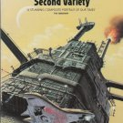 Second Variety by Philip K. Dick – softcover HarperCollins UK Edition
