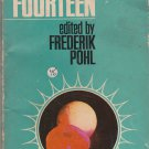 Star Fourteen edited by Frederik Pohl – Paperback UK Edition
