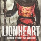 Lionheart - Passion, Intrigue, War and Deceit by Sharon Penman – UK softcover