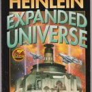 Expanded Universe by Robert A. Heinlein – Paperback Baen 1st Printing