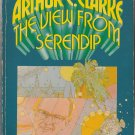 The View from Serendip by Arthur C. Clarke – Paperback