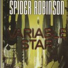 Variable Star by Robert A. Heinlein and Spider Robinson – Paperback 1st Printing