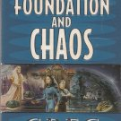 Foundation and Chaos by Greg Bear – Paperback 1st Printing