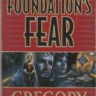 Foundation's Fear by Gregory Benford – Paperback