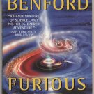 The Furious Gulf by Gregory Benford – Paperback 1st Printing