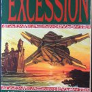 Excession by Iain M. Banks – Paperback 1st Printing