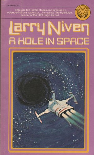 A Hole in Space by Larry Niven � Paperback 3rdPr
