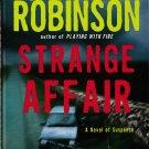 Strange Affair by Peter Robinson – Hardback First Edition 1st Printing