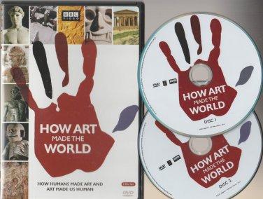 How Art Made the World � DVD set