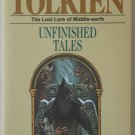 Unfinished Tales by J. R. Tolkien – Ballantine Books Paperback