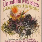 Strange Beasts and Unnatural Monsters edited by Philip Van Doren Stern - Rare