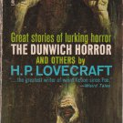 The Dunwich Horror by H. P. Lovecraft – Lancer Paperback - Rare