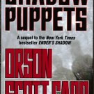 Shadow Puppets by Orson Scott Card – Hardback First Edition 1st Printing