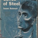 The Caves of Steel by Isaac Asimov – Hardback BCE - Rare