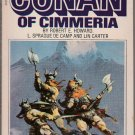 Conan of Cimmeria by Robert E. Howard – Paperback – Frazetta Cover