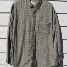 Eddie Bauer Shirt XL Plaid Long Sleeve Men CLEARANCE