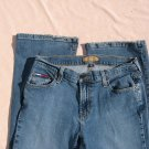 Tommy Jeans 9R Jeans 30 Waist Blue Denim