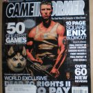 Game Informer #127 Dead To Rights Tim Bradstreet Cover