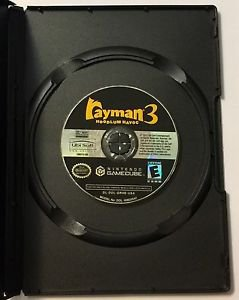 Rayman 3: Hoodlum Havoc (Nintendo GameCube, 2003)