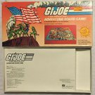 GI Joe Adventure Board Game 1982 Hasbro Number 7035 iGi