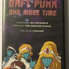 Daft Punk One More Time VHS Toei Animation Studios Animated Promo Video