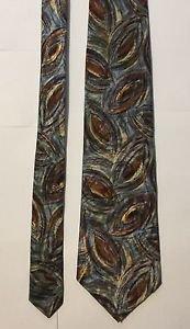 Hardy Amies Multi-Colored Necktie Tie