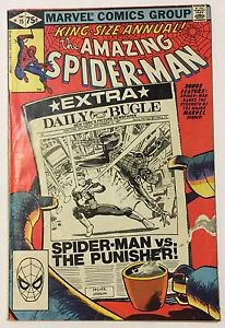 The Amazing Spider-Man Annual #15 (1981, Marvel) VG/FN Condition