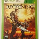 Xbox 360 Kingdoms of Amalur Reckoning Blockbuster Artwork Display Card