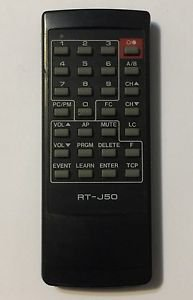 Jerrold RT-J50 Remote Control Controller