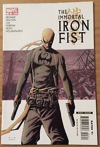 The Immortal Iron Fist #3 (Mar 2007, Marvel)