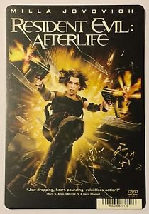 Resident Evil Afterlife Milla Jovovich Blockbuster Artwork Display Card