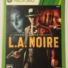 Xbox 360 LA Noire Rockstar Games Blockbuster Artwork Display Card