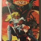 Genesis Surviver Gaiarth Stage 1 (VHS, 1993, Subtitled) Anime Screener Sealed