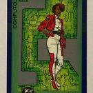 DC Cosmic Teams #0000 Promo Trading Card Skybox 1993 Computo