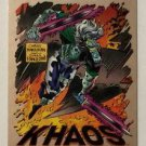 Marvel Universe 1993 Annuals #19 Khaos From Excalibur