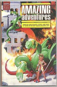 Amazing Adventures (Marvel Comics) Graphic Novel NM Condition