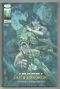 Dark Minds Volume 1 Trade Paperback (Image Comics) Graphic Novel TPB Pat Lee