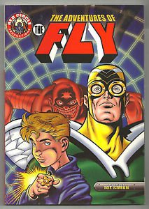 The Adventures of the Fly (Red Circle Productions) TPB