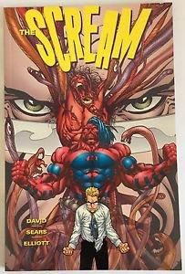 The Scream (Dark Horse) Graphic Novel NM Condition David  Sears   Elliott