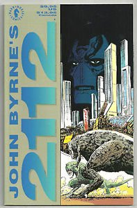 John Byrne's 2112 (Dark Horse Comics) 1st Printing Graphic Novel