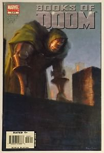 Books of Doom #3 (Mar 2006, Marvel) FN Condition